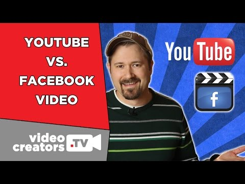 YouTube vs. Facebook Video: Which Gets More Views and Shares?