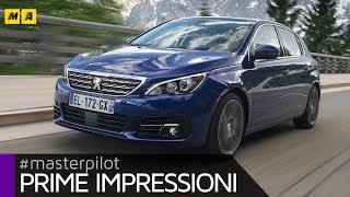 Peugeot 308, tante novità: look, tecnologia, 1.5 BlueHDi 130 nel restyling 2017 | Prime impressioni