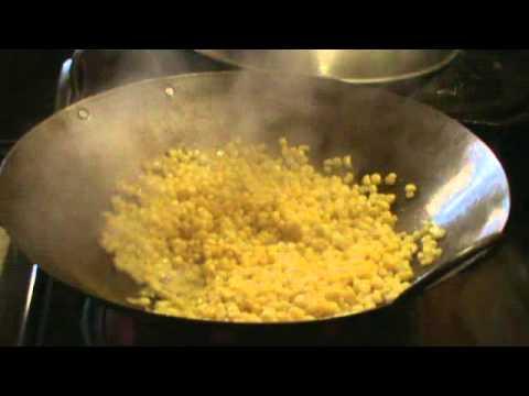 Fried Corn from Frozen