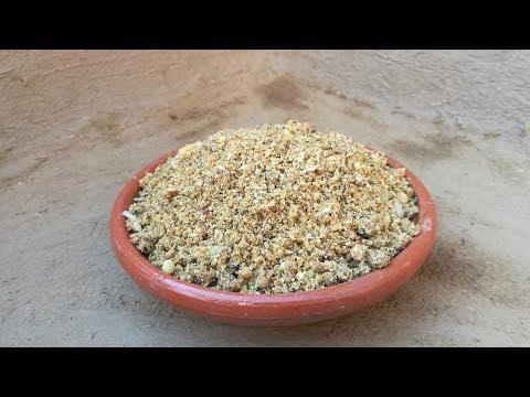 Panjiri Recipe | Punjabi Panjiri | Daal ki Panjiri | Grandma's Style | Village Style