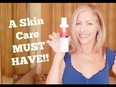Exfoliate - Look Younger! Derma E Anti-Wrinkle Glycolic Toner dissolves dead skin!!!