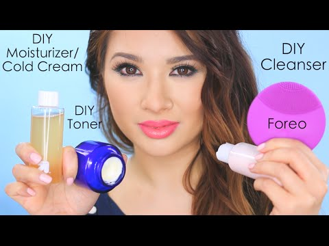 Amazing DIY Cleansing Routine