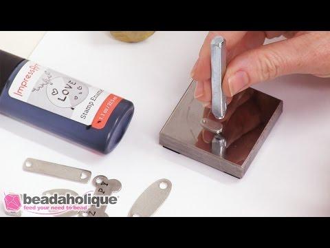 How to use ImpressArt Stamp Enamel