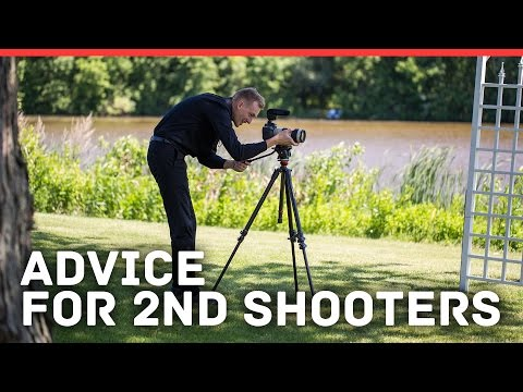 Wedding Filmmaking Tips for Second Shooters