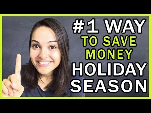 How I Save Money During The Holiday Season