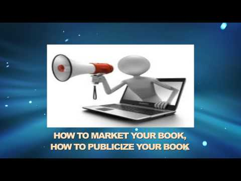 How To Promote Your Book Online & Offline
