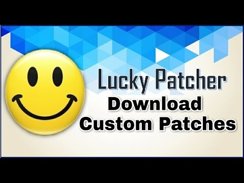 How to Download Custom Patches in Lucky Patcher...Working in all Devices