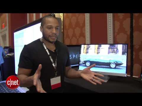 HP Pavilion 27 xi IPS monitor