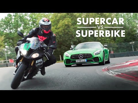 Supercar Or Superbike: Which Is More Fun?   Carfection  4K