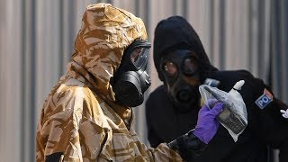 Reports that U.K nerve-agent attack suspects ID