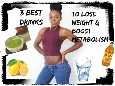 3 Best Drinks to Lose Weight Fast & Boost Your Metabolism/Jungle Barbie