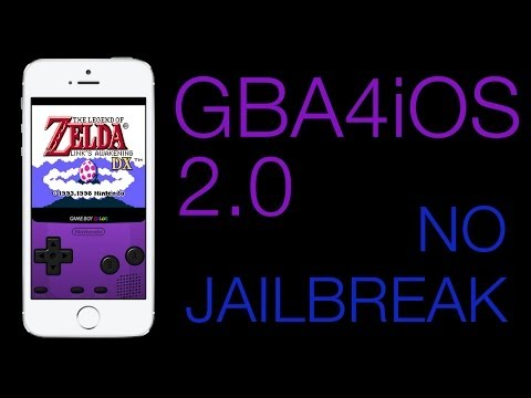 HOW TO GET A GAMEBOY EMULATOR FOR IPHONE/IPAD/IPOD - NO JAILBREAK