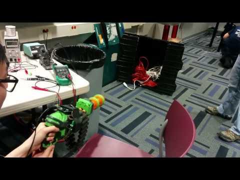 HackPSU 2015 Entry Demo Video 1