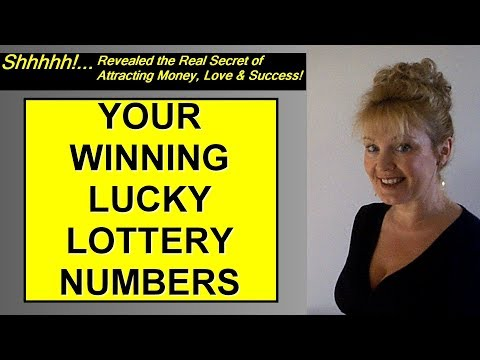 Your Winning Lucky Lottery Numbers Revealed
