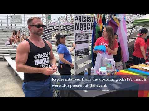 Venice Pride @ Muscle Beach