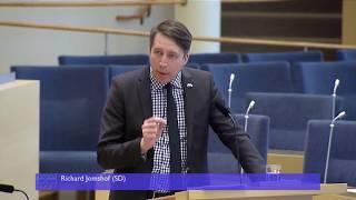 """Richard Jomshof: """"Böneutrop ska förbjudas"""""""