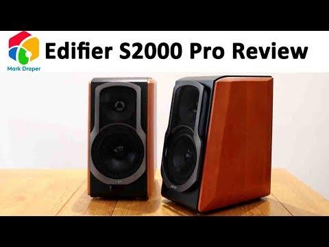 Edifier S2000 Pro Active 2.0 Speakers Review