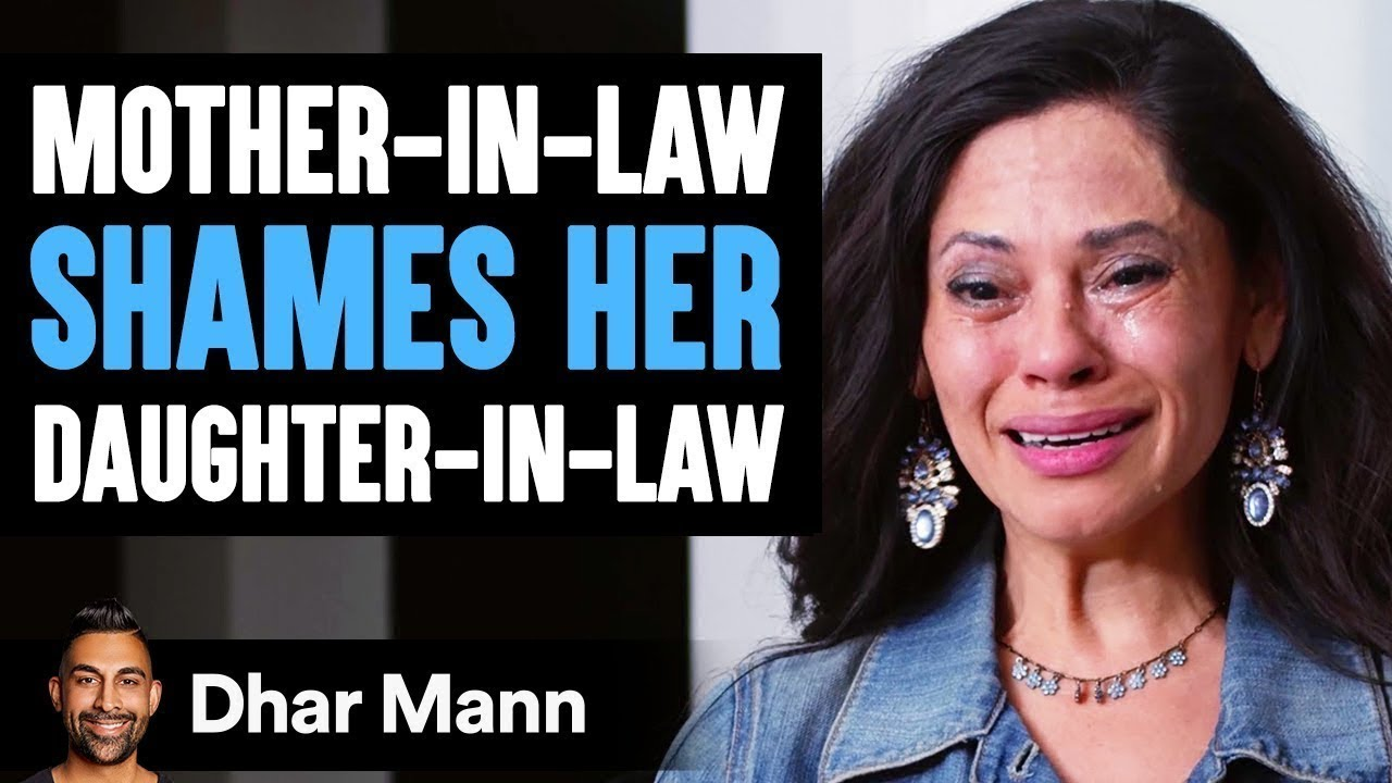 Mother-In-Law Prays To God For Help, You Won't Believe Who Saves Her | Dhar Mann