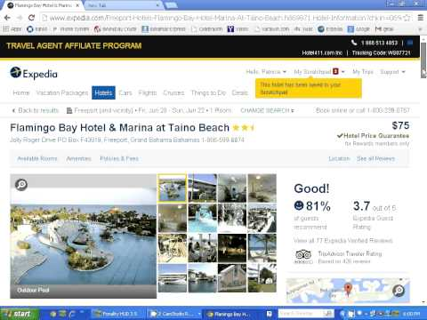 Hotel bookings with Expedia 1