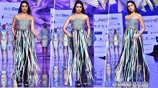 Shraddha Kapoor Ramp Walk at LAKME FASHION WEEK 2020 is Simply WoW😍😍😍