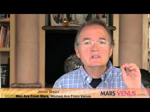 Healing A Broken Heart - John Gray Mars Venus Workshops
