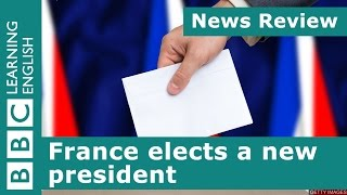 Macron wins election to become French president