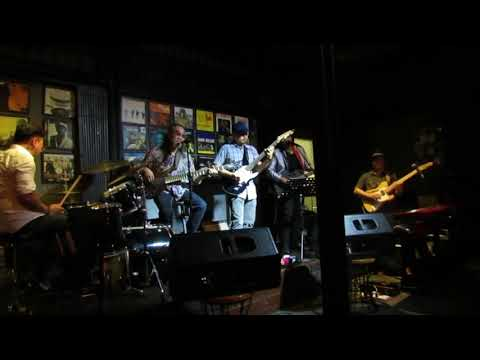 Raw Earth - Groove in Singapore - 2018