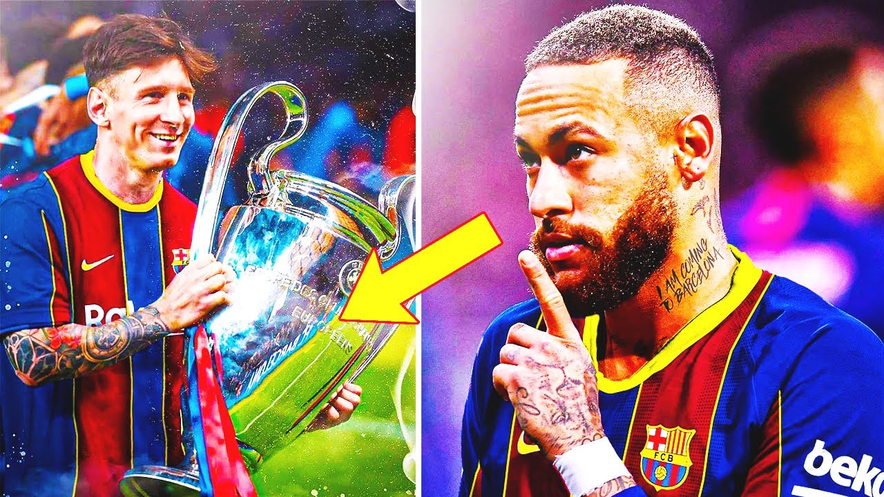 NEYMAR is coming back to BARCELONA and HERE's WHY! 7 reasons why this transfer is POSSIBLE!
