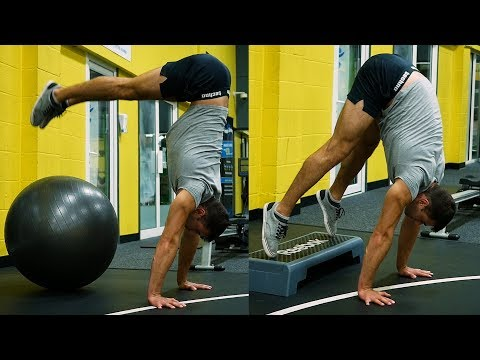 My Journey to Pike Press Handstand