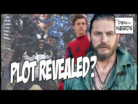 Venom Movie Plot Revealed: Breakdown of Everything We Know