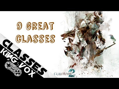Guild Wars 2 - Class Selection Advice