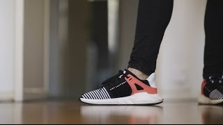 EQT Support 93/17 'Welding Pack' Adidas CQ2396 core black