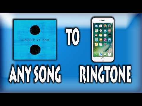 how to set any song as ringtone in iphone/ios easily (no jailbreak - 2018)