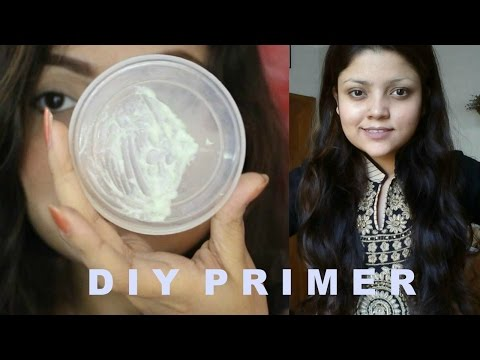 DIY Makeup Primer for Flawless and Long Lasting Makeup | (Special Week Day 3)