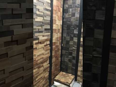Installation Guide for Wood Wall Panels