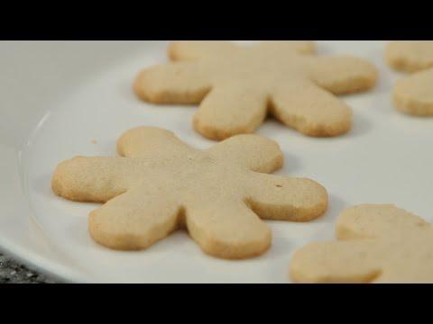 Gluten-Free Cut-Out Sugar Cookies