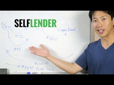 How to Build Credit with Bad Credit or No Credit w Self Lender BeatTheBush