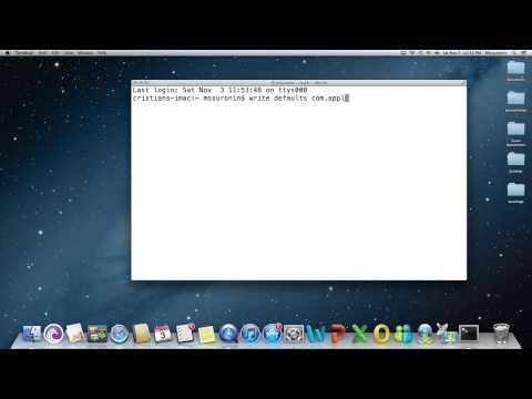 MAC OS X dashboard widgets unchain and move to the desktop