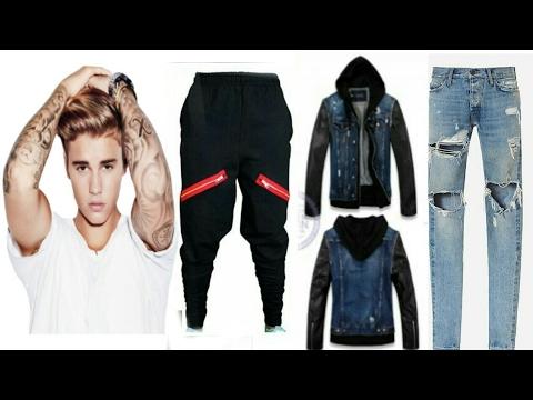 Justin Bieber Fashion Style 2018