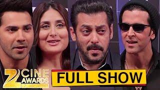 Zee Cine Awards 2017 Full Show RED CARPET | Behind The Scene Drama | UNCUT