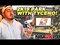 NBA 2K19 Park Gameplay With Tyceno LIVE