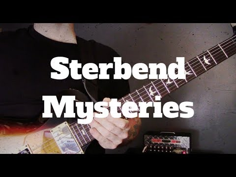 Sterbend - Mysteries Guitar Lesson