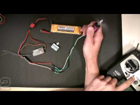 RC Motor and ESC Wiring - Part 3