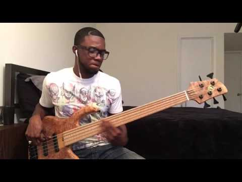 Made a Way - Travis Greene (bass cover)