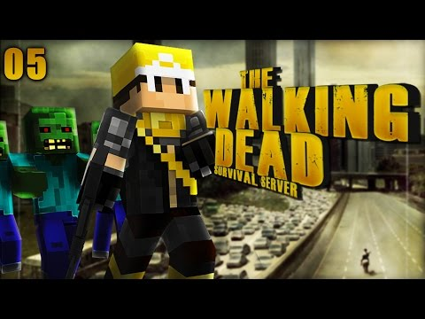 Minecraft: The Walking Dead -