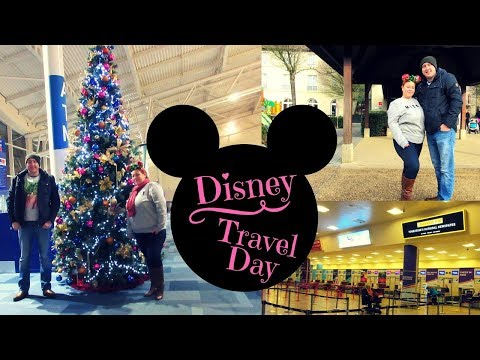 Our Magical Disneyland Paris Travel Day!!