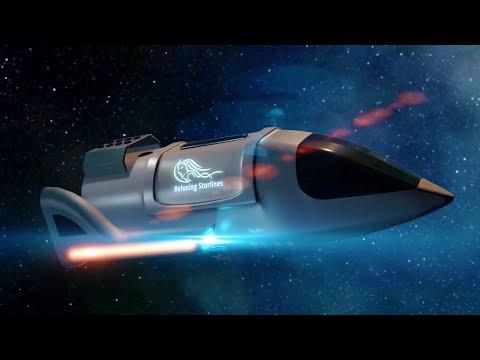 Shuttlecraft White Noise | Sleep, Study, Focus | Starship Space Sounds 10 Hours