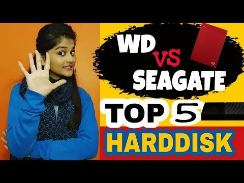 Top 5 Hard disk || Best External Hard disk under 1TB || Sneh Tech || In hindi