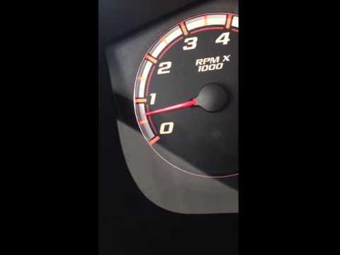 Impala SS idle issue