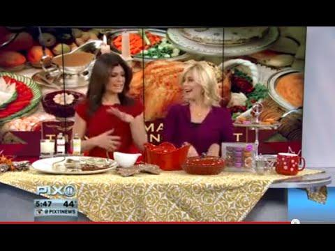 Ultimate Thanksgiving Buffet PIX 11 News